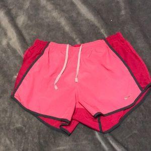 Nike dry fit shorts medium